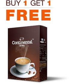 Continental XTRA Instant Coffee Powder 200g Box