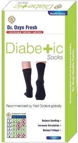 Dr OXYN Fresh Diabetic Care Socks - Best Health Socks For Men  Women (One Pair)