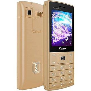 Ziox Thunder Storm Dual SIM Basic Phone (Champ)