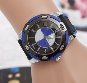 Blue Sport Bmw Logo Watch For Kids And Men With Special Price
