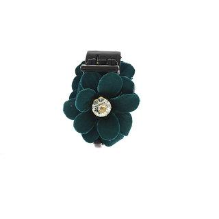 ed77c8dc5 Anuradha Art Rama-Green Colour Simple & Stylish Designer Hair Accessories  Classy Clutcher/Butterfly Pin For Women/Girls