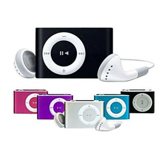 Nonesuch Mp3 Player With Ear Phones  without charging cable