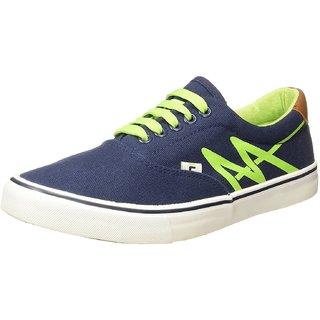 Fila MenS Navy Running Shoe