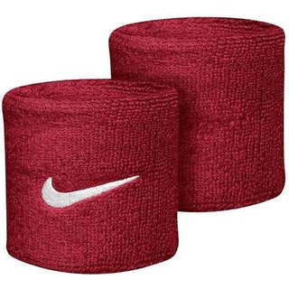 DreamPalace India Wrist Support Band (Pack of 2) Wrist Support (Free Size Red)