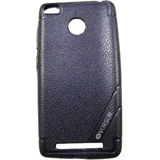 Blue Back Cover Case For REDMI 3S PRIME
