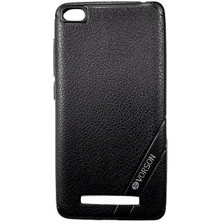 Black Back Cover Case For REDMI 4A