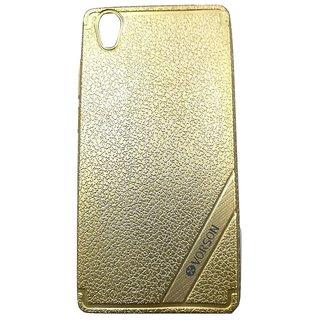 Golden Back Cover Case For OPPO A37