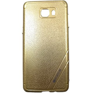 Golden Luxury Look Back Cover Case For Samsung Galaxy J7 PRIME
