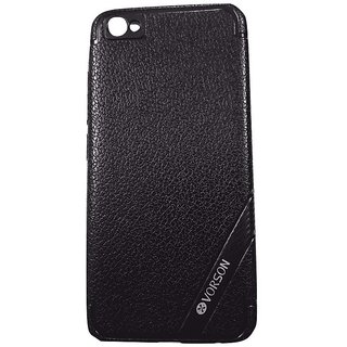 Black Back Cover Case For VIVO Y66