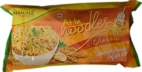 Patanjali Atta Noodles Classic -Family Pack 240gms