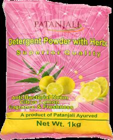 Patanjali Detergent Powder Superior 1kg