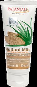 Patanjali Face Pack Multani Mitti 60gm