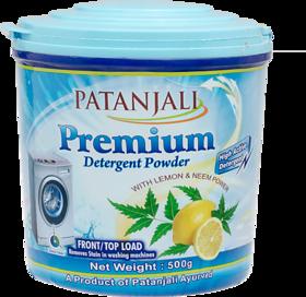 Patanjali Detergent Powder Premium 500gm