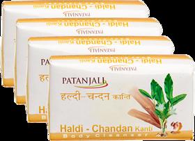 KANTI HALDI CHANDAN BODY CLEANSER  4 IN 1 300 gm