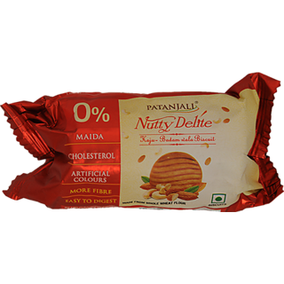 Patanjali Nutty Delite 100gm