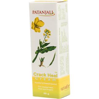Patanjali Crack Heal Cream, 50 GM