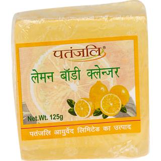 Patanjali Lemon Body Cleanser 125gm