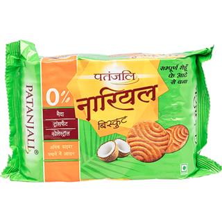 Patanjali Nariyal Biscuit 300Gm