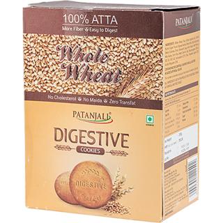 Patanjali Digestive Cookies 250gm