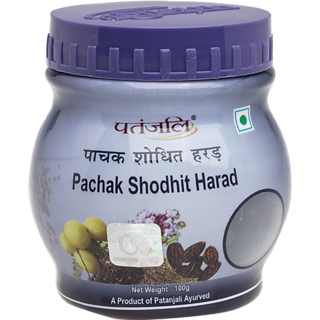 Patanjali Pachak Shodhit Harad 100gm