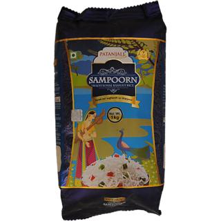 Patanjali Sampoorn Traditional Basmati Rice 1Kg