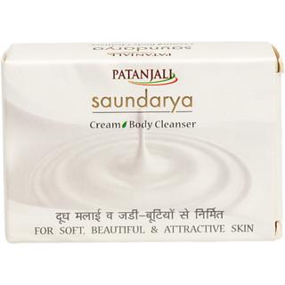 Patanjali Saundarya Cream Body Cleanser 75gms