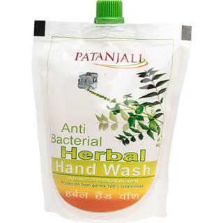 Patanjali Hand Wash Refil Pack 200ml