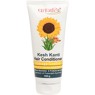 Patanjali Kesh Kanti Hair Conditioner Damage Control, 100g