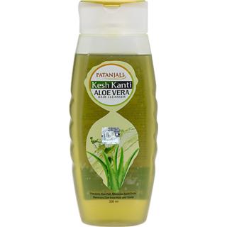 Patanjali Kesh Kanti Aloe Vera Hair Cleanser, 200 ML