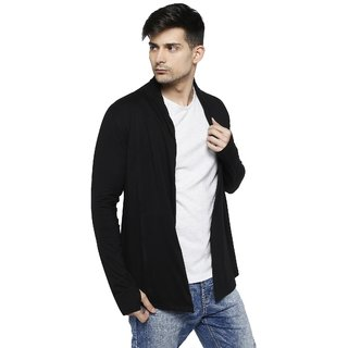 Hotpool mens black shrug