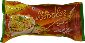 Patanjali Atta Noodles Chatpataa -Family Pack 240gms