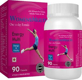 Womensmulti  Multivitamin for Women
