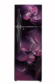 LG GL-T322RPDN 308 L Frost Free Double Door Refrigerator (Purple Dazzle)