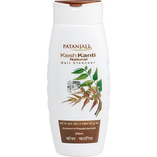 Patanjali Kesh Kanti Natural Hair Cleanser Shampoo, 200 ML