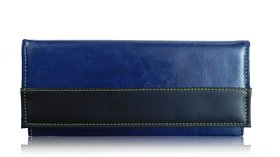 Sn Louis Blue Women Wallet 0121