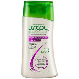 Charuta Hydrating Moisturizing Shampoo - Pack of 2 (Each 100ml)