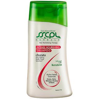 Charuta Intense Nourishing Shampoo - Pack of 2 (Each 100ml)