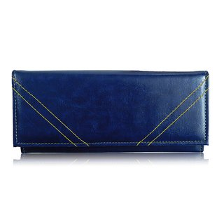 Sn Louis Blue Women Wallet 020