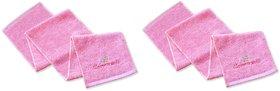 Ttaereu Mio Pack of 2 Bath Towel Scrub