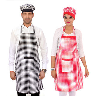 2 kitchen apron
