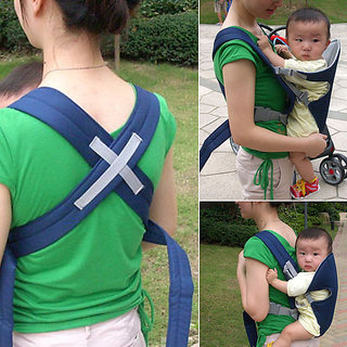 Buy Futaba Trendy Breathable Baby Wrap Carrier Sling For Infant Baby