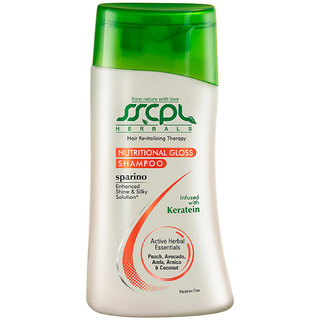 Sparino Nutritional Gloss Shampoo (200ml)