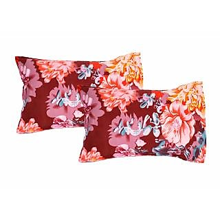K Decor Set Of 2 Pillow Cover