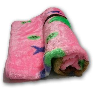 SAA Fashion FUR Baby Blanket
