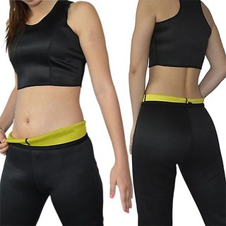 Original Neoprene Hot Waist Body Shaper Vest Belt - Unisex Best selling for Slimming Body Fat Remover Pant waist weight
