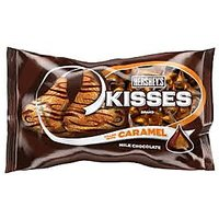 Hershey's Kisses, Milk Chocolate Filled With Caramel 311g (Limited Quantity)