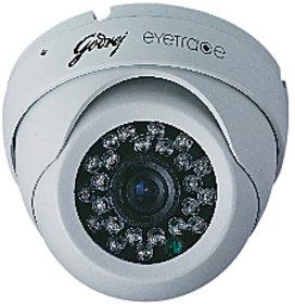 Godrej Eyetrace ET 100IRMDA  CCTV Dome Camera White