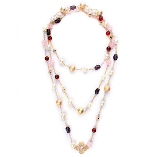 Simaya Fashion Fantastic Multi-Colour Necklace
