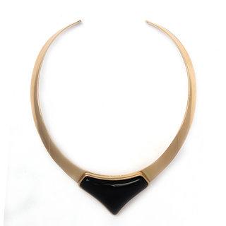 Simaya Fashion Exclusive Golden Necklace