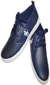 Stylish Men's Casual Shoes Blue Colour